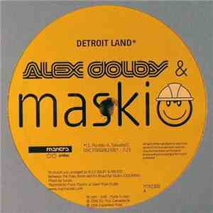 Alex Dolby & Maskio - Detroit Land download free
