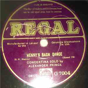 Alexander Prince - Henry's Barn Dance / Woodland Flowers Barn Dance download free