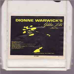 Dionne Warwick - Golden Hits - Part One