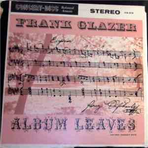 Frank Glazer - Album Leaves download free