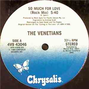 The Venetians - So Much For Love download free